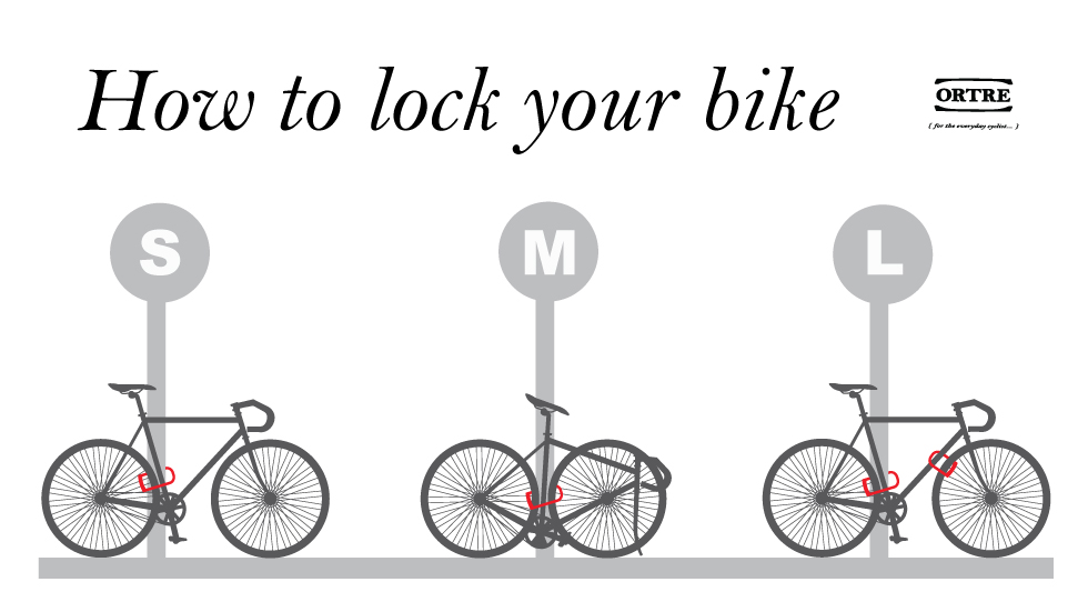 Tips for short, medium, and long term bicycle parking