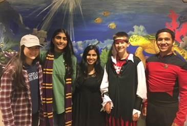 Redmond High School Green team