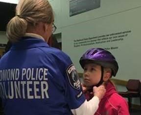 Redmond Police help student