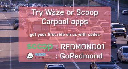 Carpooling Apps Fit Your Unique Commuting Needs | Go Redmond